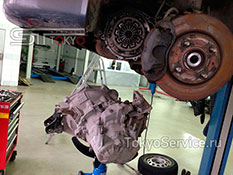 специализируется на ремонте и обслуживании автомобилей концерна Mitsubishi