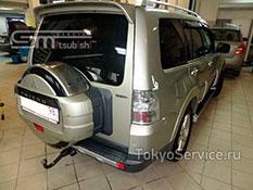 Автосервис Мицубиси Паджеро с низкими ценами в Москве