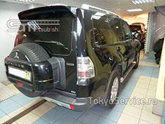 срочно ехать в профессиональный автосервис Mitsubishi Pajero