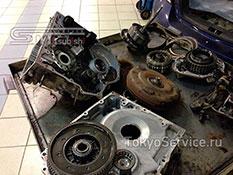 последующий ремонт АКПП Мицубиси
