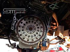 После компетентного ремонта АКПП Mitsubishi узел устанавливается