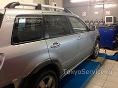 Сервис Мицубиси Аутлендер по низким ценам в Москве