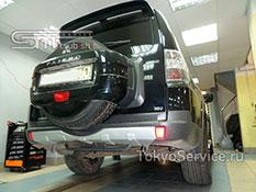Регулярный сервис Mitsubishi Pajero